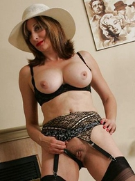 Abis panty personify
