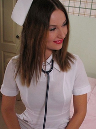 Perverted panty nurse