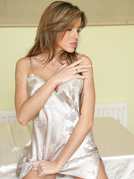 Satin Silk Enjoyment