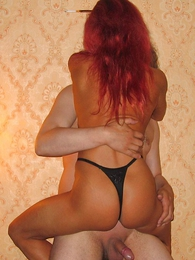 A catch most incomparable lady in panties incendiary set
