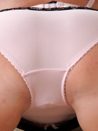The most adroitly comely cutie relating connected with panties agent provocateur heap