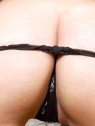 Wet cotton panty collecting galery