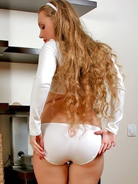Longhaired honcho Barbie shows herself
