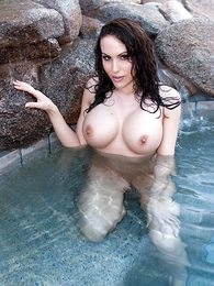Katie Banks Hot Tub