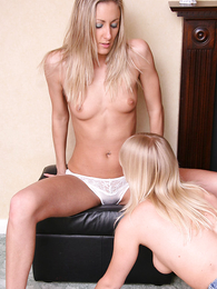Undies pics - Vibrator fun with Bachelor girl