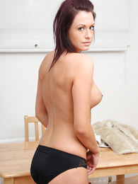 Undies pics - Nice pics of Carmen here black undies