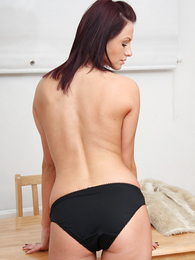 Undies gals - Nice pics of Carmen here black undies