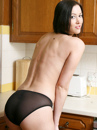 Undies gals - X-rated pics of Carole stripping down