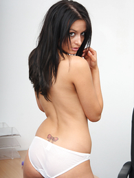 Undies pictures - Hots pics of Sara stripping