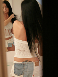 Panty pics - Two-faced Peeks