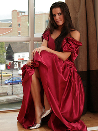 Panty pics - Satin Silk Fun