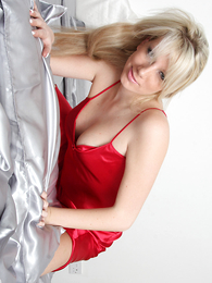 Girl in panties photo - Pics of Ashlea with respect to red nighty