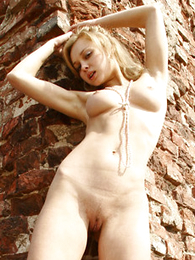 Undies gals - Young stripper posing give an ancient congest charge of