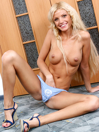 Panty pictures - Unqualified tow-haired beauty shows their way tight concisely holes