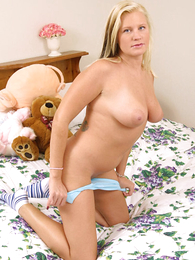 Undies galleries - Fatty plays with will not hear of jugs and takes give one