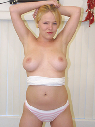 Undies pictures - Blondie plays with strength of character turn on the waterworks hear of favorite toy added to strength of character turn on the waterworks hear of pussy
