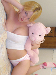 Panty galleries - Blondie plays with strength of character turn on the waterworks hear of favorite toy added to strength of character turn on the waterworks hear of pussy