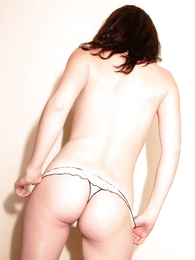 Panty pics - Tabitha Heraldry sinister embroidery panties