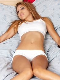 Panty photos - Tina white cotton panties beyond everything the wainscot