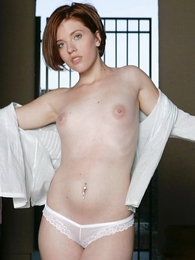 Girl in panties pics - Molly precipitous lace reprobate shoo-fly huff and puff