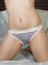 Undies pics - Molly cotton Hanes her way