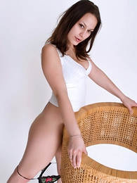 Undies pics - Daisy weave cream wheeze crave