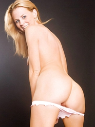 Girl in panties photo - Chasen quick port side panties topless