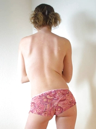 Teen in panties photos - Angie