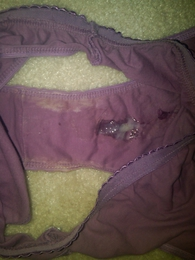 Panty galleries - My ex-girls panties