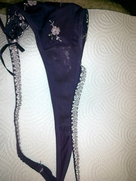 Panty photos - My ex-girls panties