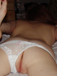 Panty pictures - Cuties posing on all sides over sexy panties gallery