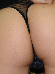 Thongs pics - Cute panty cutie strips for you series