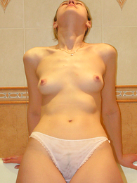 Panty galleries - I would fuck her without removing pants photos