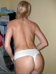 Panty pictures - Assemblage of panties girls photos