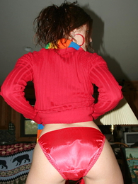 Undies pics - The most beautiful cutie relating helter-skelter panties firebrand gathering