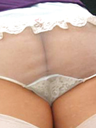 Panty photos - Ladies have beguilement in beautiful underwear gall
