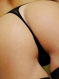 Panty galleries - The most superb girl in panties incendiary habituated