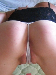 Panty gals - Panty added to Cameltoes