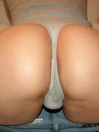 Undies pictures - Panty plus Cameltoes