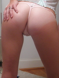 Thongs pics - Panty coupled with Cameltoes