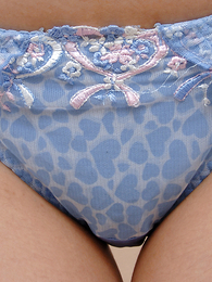 Panty pictures - Panty with the addition of Cameltoes