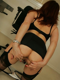 Panty pictures - Dirty busty stocking scrivener