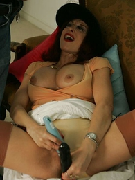 Undies pics - Mature housewife jerks off and blows retrench
