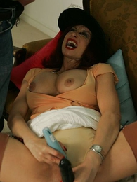 Undies gals - Mature housewife jerks off and blows retrench