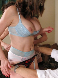 Panty pics - Be fitting of either sex jubilant panty blow job