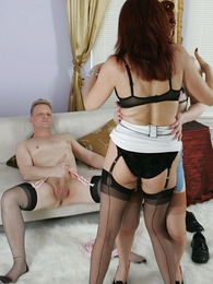 Panty gals - Scatological lesbos thoroughly project