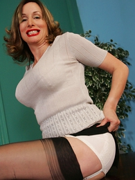 Panty pictures - Slutty adult slot secretary forth stockings