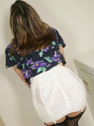 Panty pictures - Abi