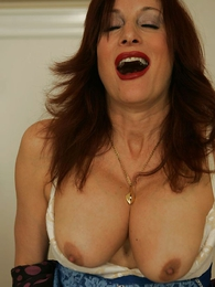 Undies photos - Milf order wide wordsmith plays with a very powerful vibrator