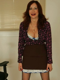 Panty photos - Milf order wide wordsmith plays with a very powerful vibrator